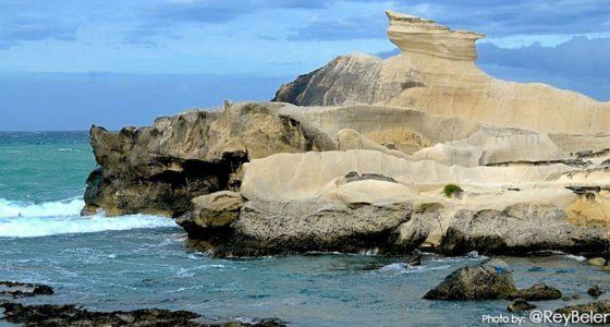 Kapurpurawan, Ilocos Norte Rock Formation: Noah's Ark – Photography